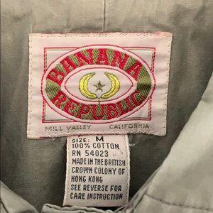 80s banana republic jacket